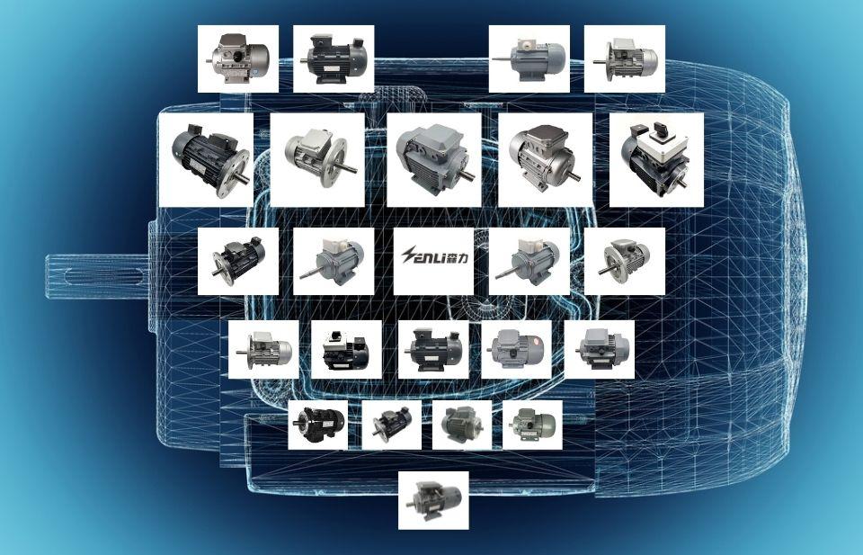 三相异步、制动电机产品、力矩马达等可按需定制规格齐全